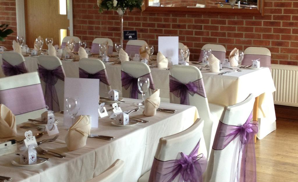 Weddings - Darnford Moors Golf Club